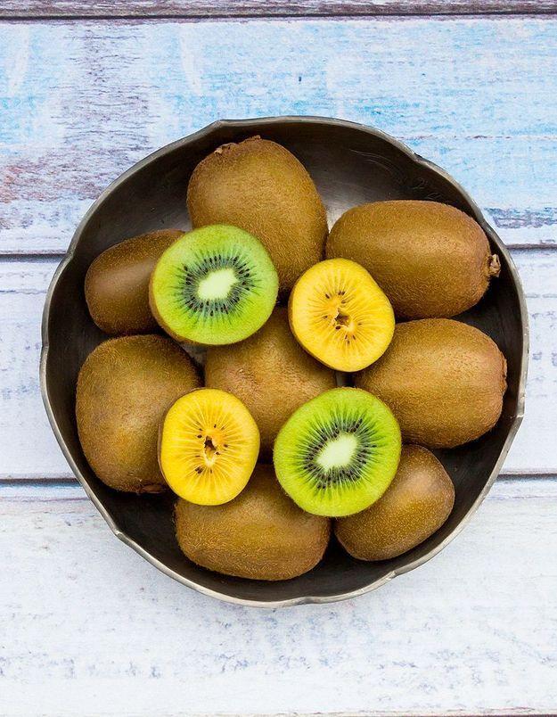 5 raisons de dire oui au kiwi jaune