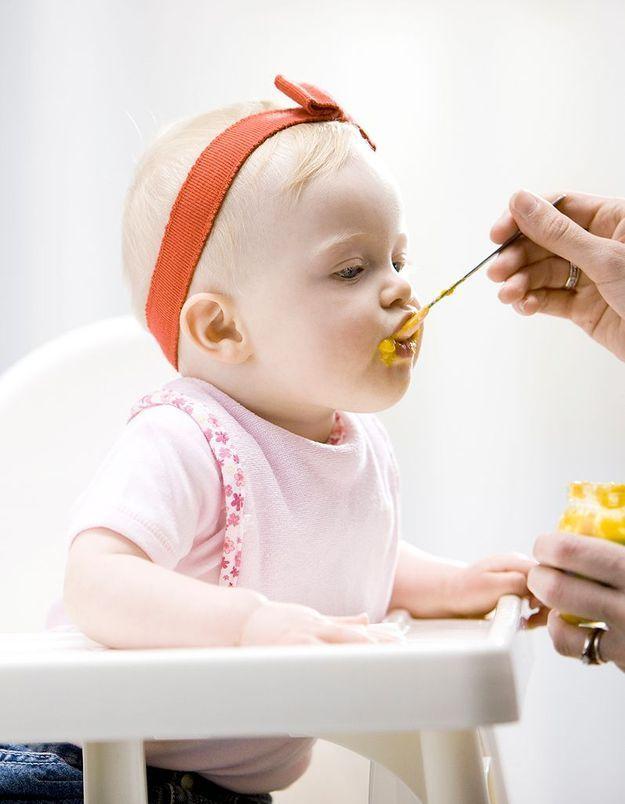 Que donner à manger à mon bébé de 9 mois ?