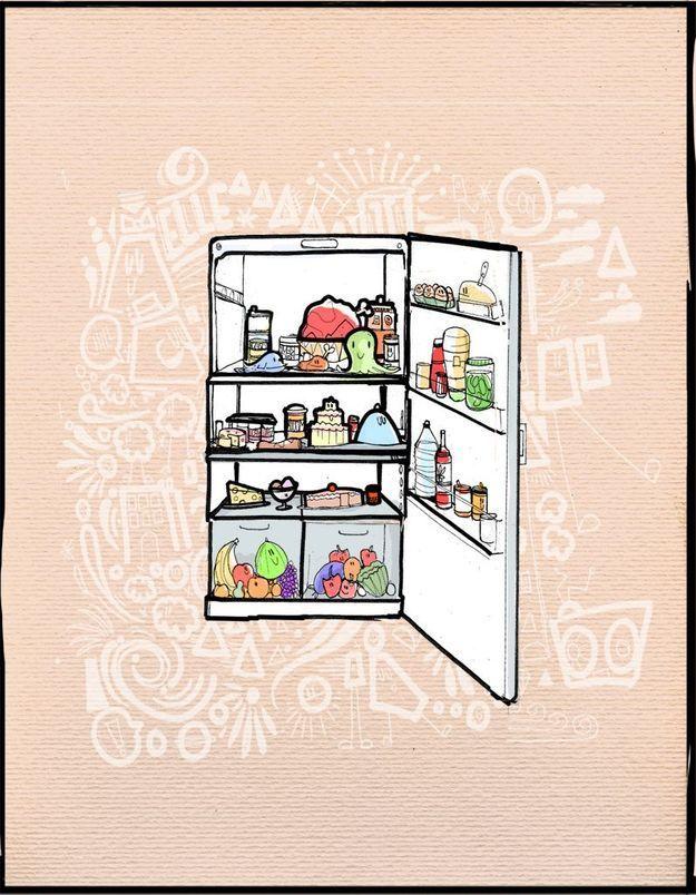 Comment bien ranger son frigo ?