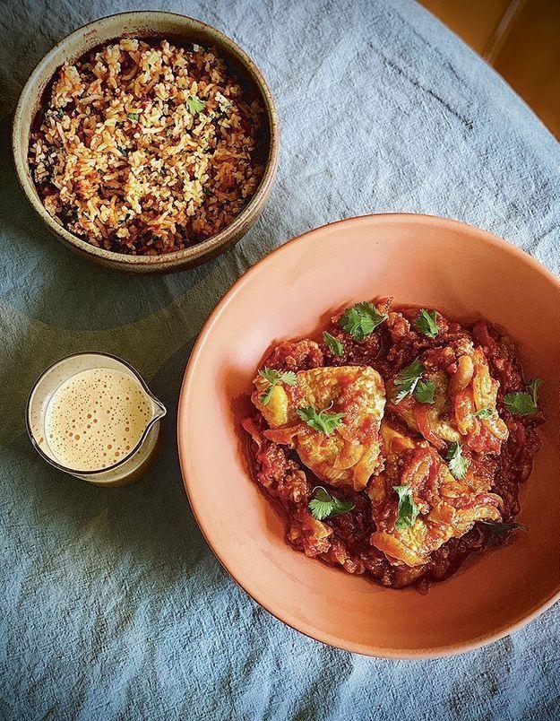Et si on apprenait (enfin) à réaliser la vraie recette du poulet basquaise ?