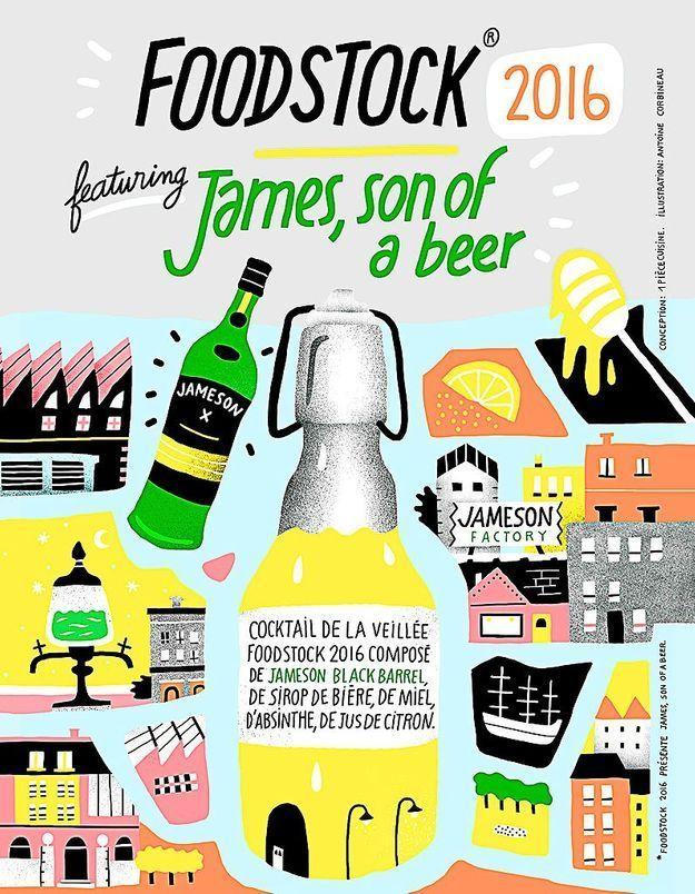 Réservez le 20/05, nouvelle veillée foodstock
