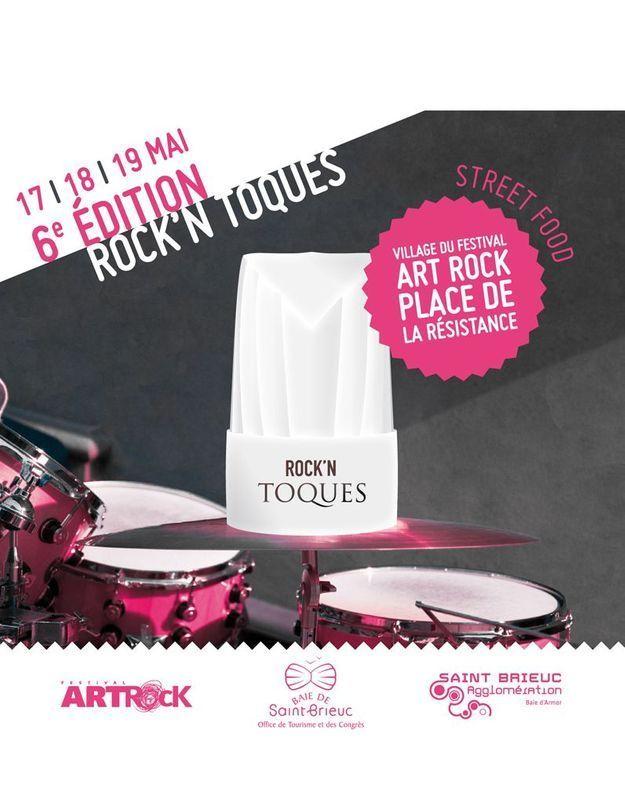 Rock'N Toques, twist entre musique et gastronomie
