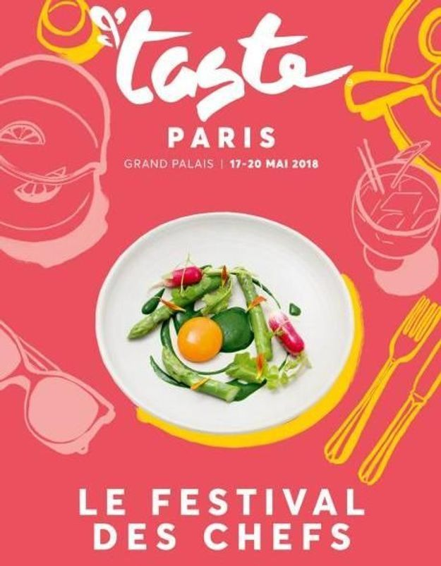 Save the date : le festival « Taste of Paris » est de retour