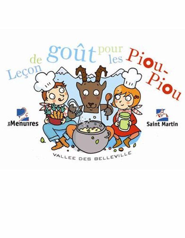 Savoie : cours de cuisine pour enfants