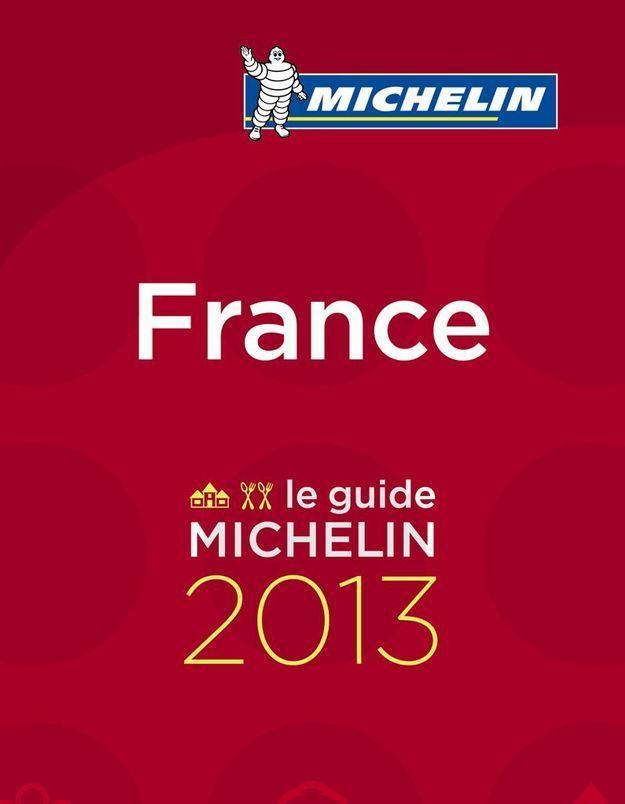 Sortie du Guide Michelin 2013