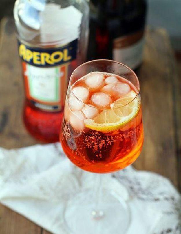 Le spritz, le nouvel apéro de notre été
