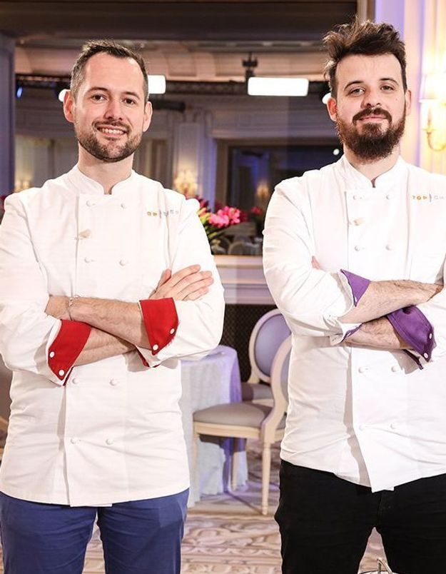 Top Chef 2020 : Adrien Cachot ou David Gallienne, qui va remporter la finale ce soir ?