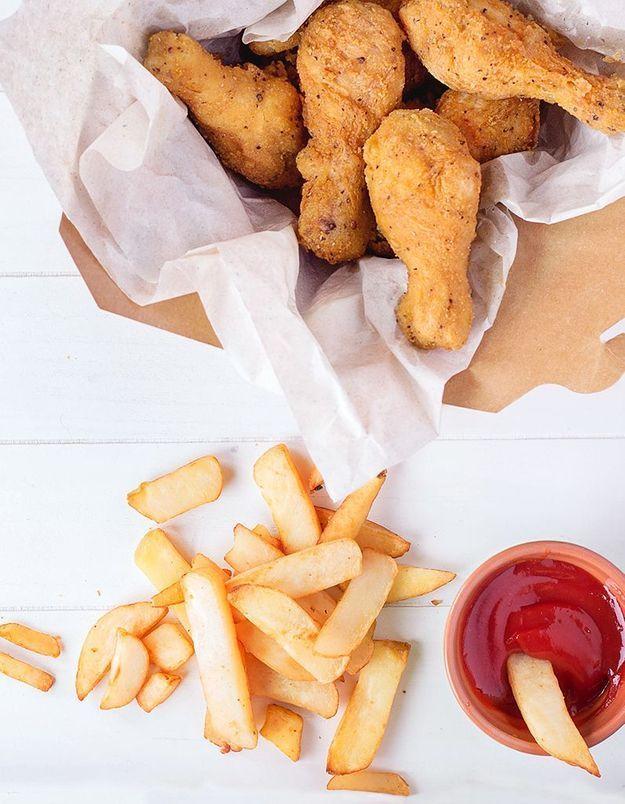 Voici ce que la junk food fait vraiment à votre moral