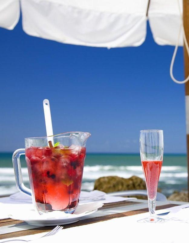 Voici l'apéro que vous allez boire tout l'été
