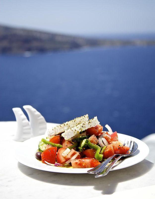 Voici la salade (aux 5 ingrédients) à faire au moins 3 fois par semaine