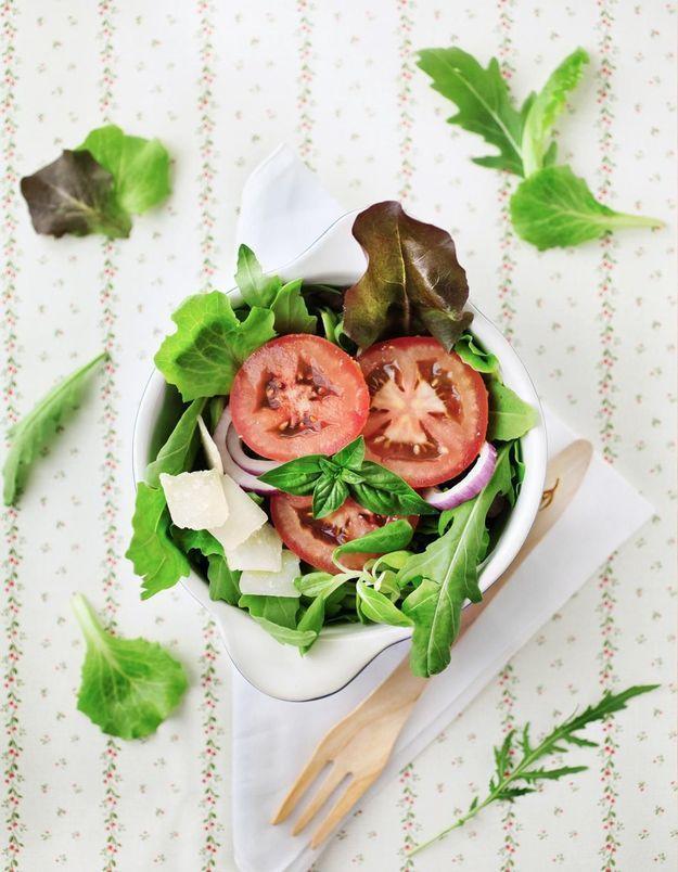 Voici pourquoi vous préférez les aliments rouges aux verts