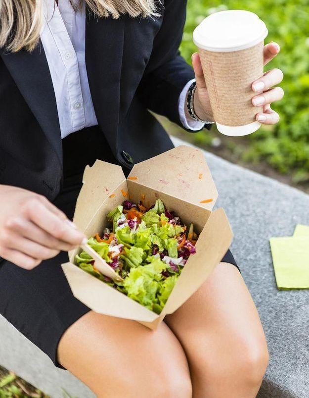 Voilà pourquoi vous devez absolument faire une pause à l'heure du déjeuner