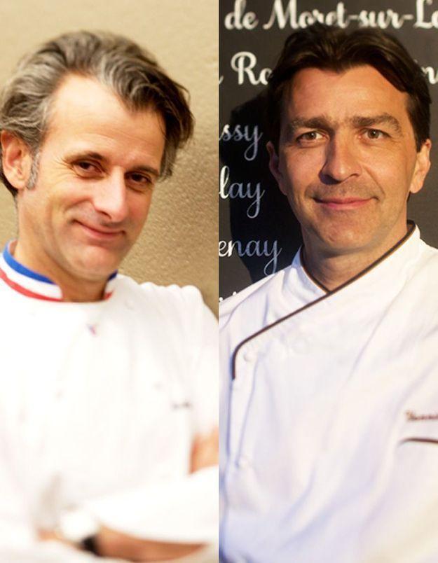 Yannick Alléno et Mathieu Viannay : leur dîner à quatre mains !