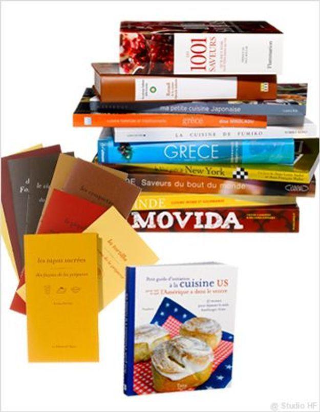 Bibles de la world cuisine