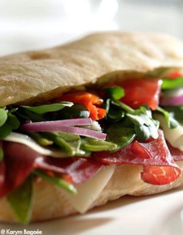Le retour du sandwich