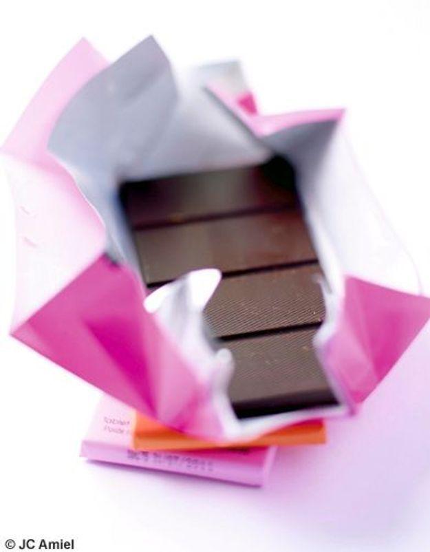 Vite, du chocolat !