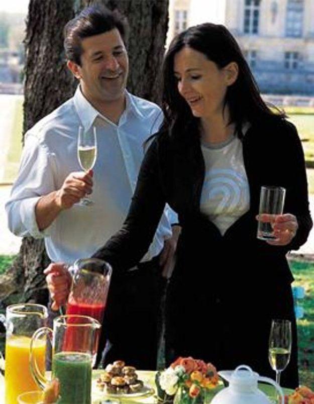Jean-Pierre Biffi et Marie Soria
