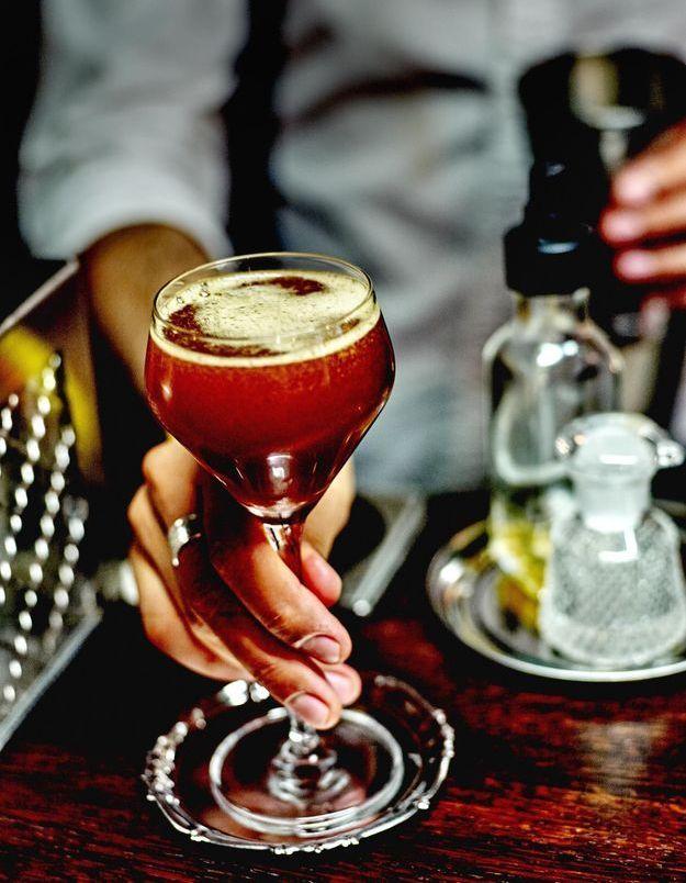 Cocktail Blockbuster Daiquiri