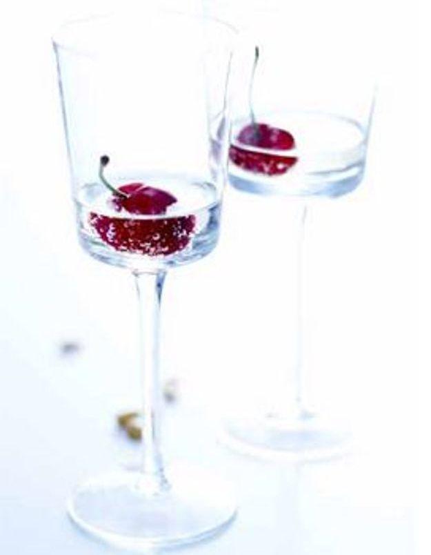 Cocktail Sacha's à la vodka