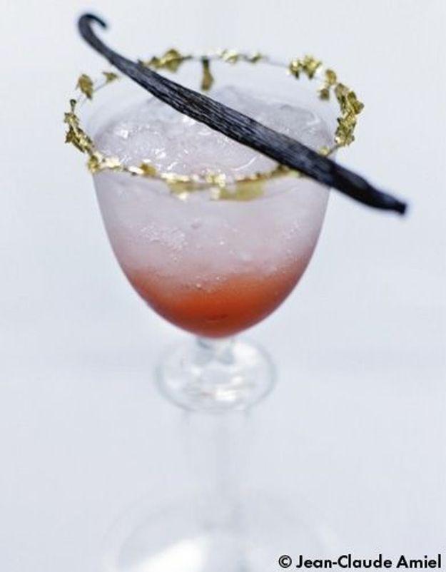X-mas color cocktail
