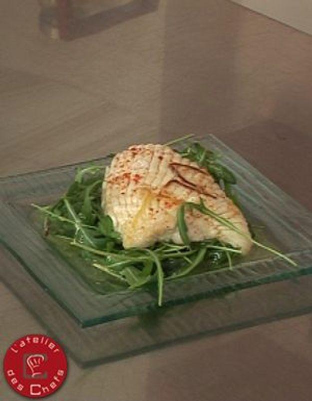 L 39 atelier des chefs salade d 39 aile de raie la - Cuisiner l aile de raie ...