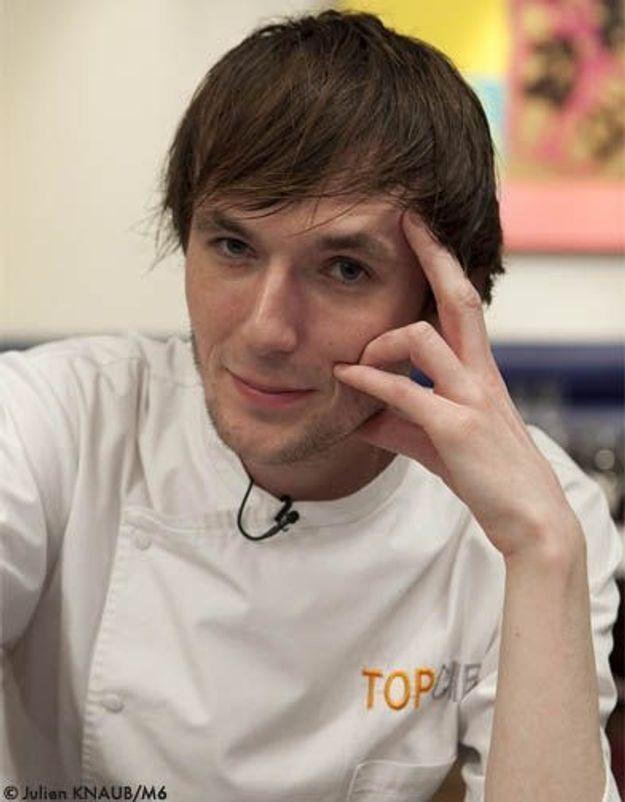 Vidéo : le gagnant de « Top Chef » cuisine pour ELLE !
