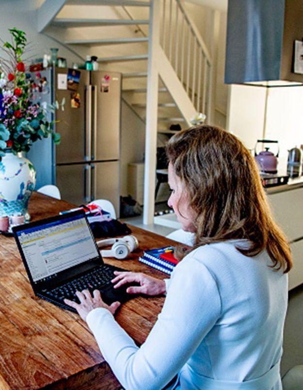 Le télétravail serait bénéfique pour la productivité des salariés