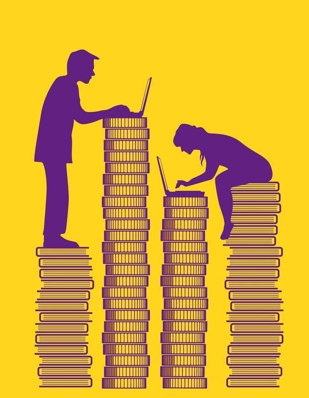 Salaires : les femmes contre-attaquent