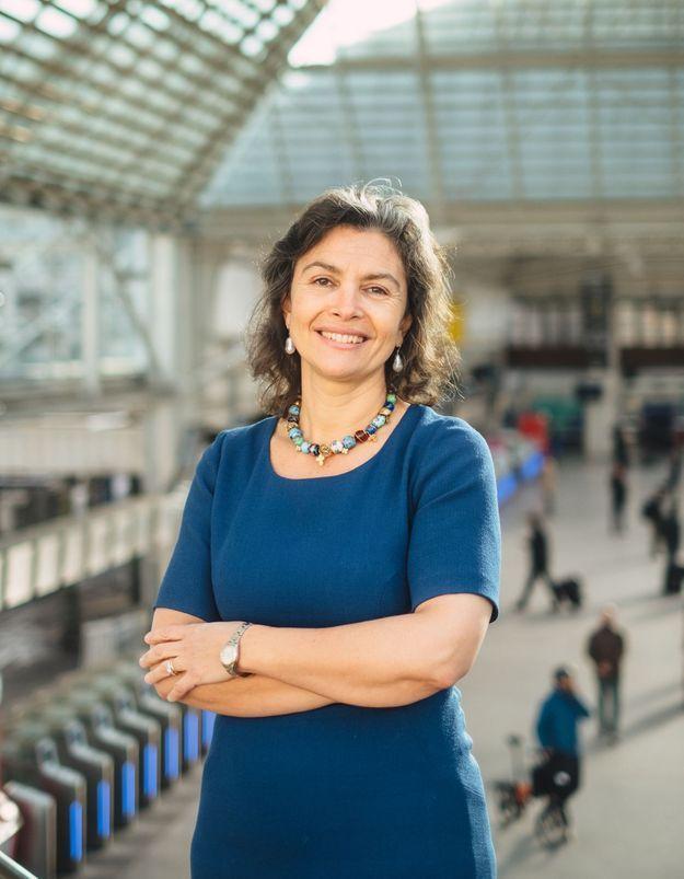 Un train contre le sexisme : 3 questions à Francesca Aceto, Présidente du réseau SNCF au féminin