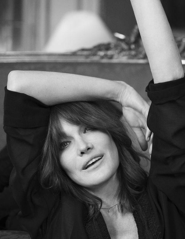 Carla Bruni par Monica Sabolo : «J'ai un penchant pour les filles»