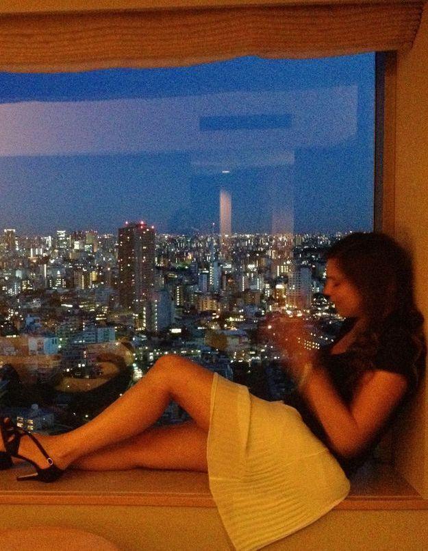Le Tokyo secret de Fany Péchiodat