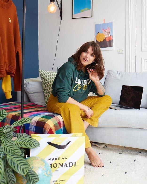 Qui est Lisa Gachet, la créatrice de Make My Lemonade ?