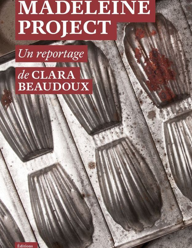 « Madeleine project » de Clara Beaudoux