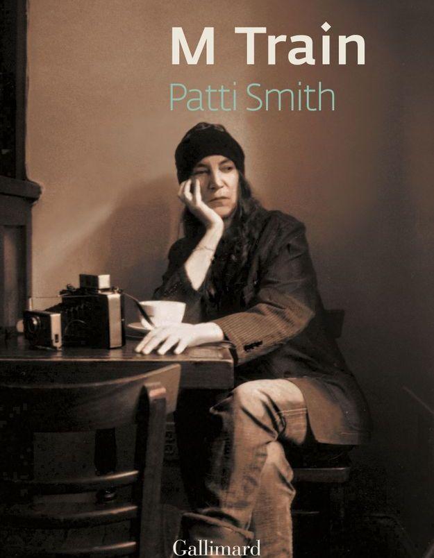 « M train » de Patti Smith