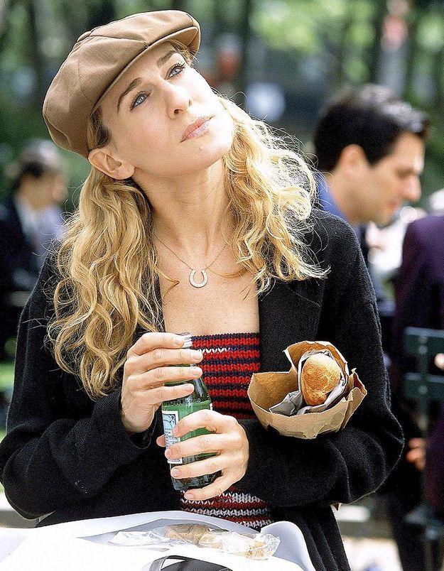 Carrie à Paris