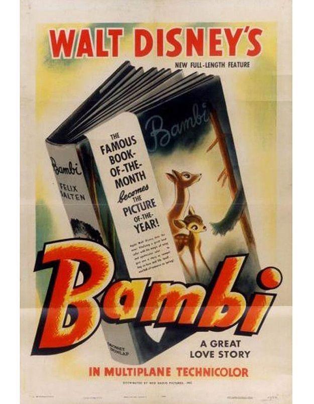 « Bambi », 1942