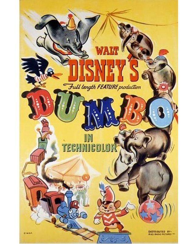 « Dumbo », 1941