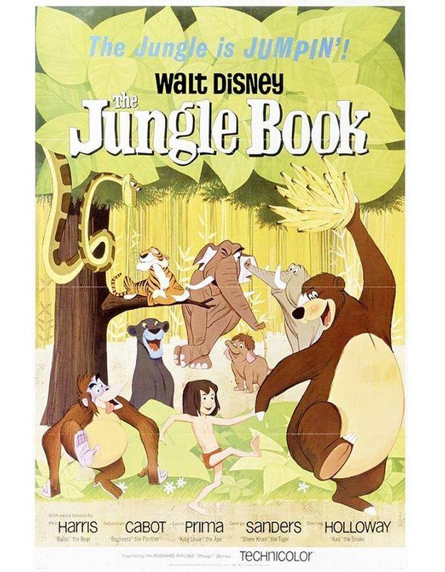 « Le Livre de la jungle », 1967