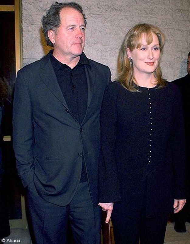 Meryl streep avec son mari don gummer