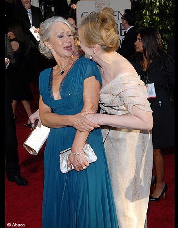 Meryl streep et Helen Mirren