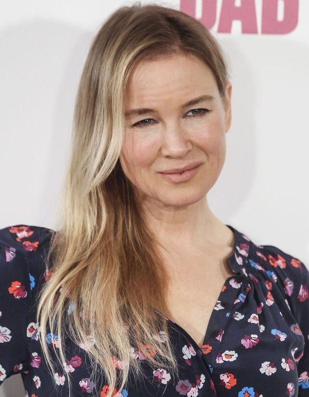 Renée Zellweger aujourd'hui