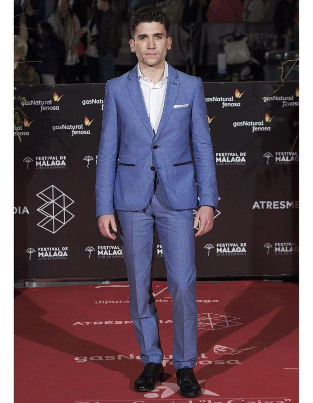 Jaime Lorente à un festival de films
