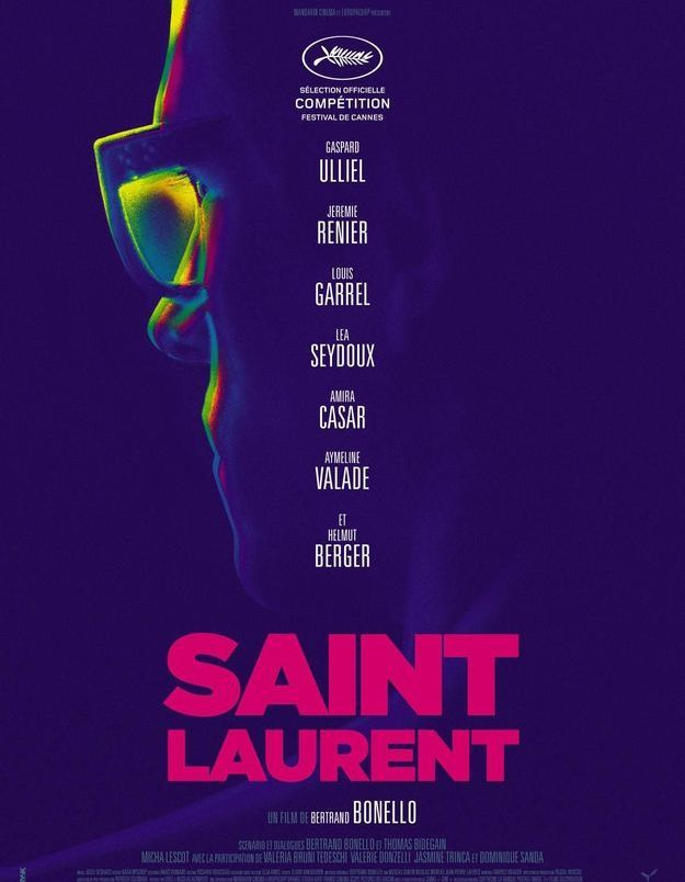 « Saint Laurent » de Bertrand Bonello