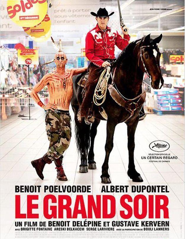 « Le Grand soir » : l'équipe de Groland not dead !