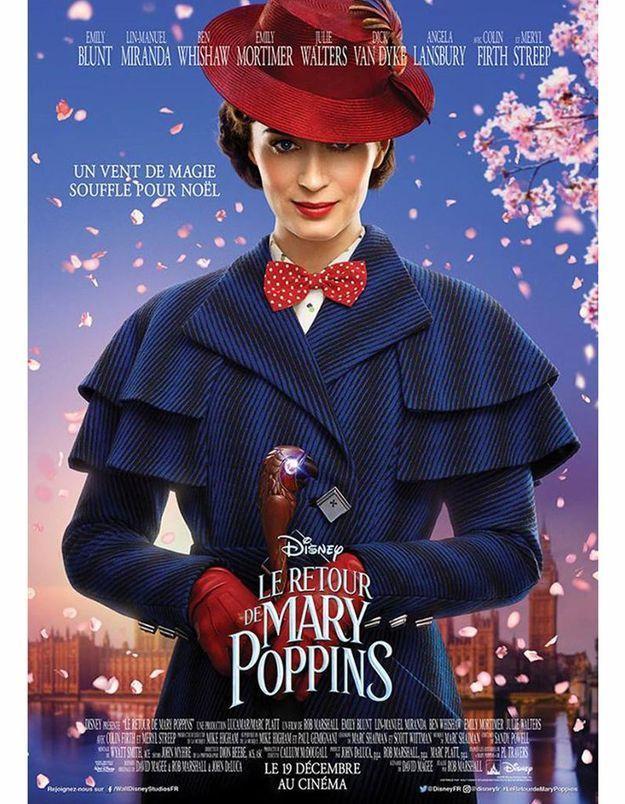 « Le Retour de Mary Poppins » : le film parfait pour retrouver les joies de l'enfance !