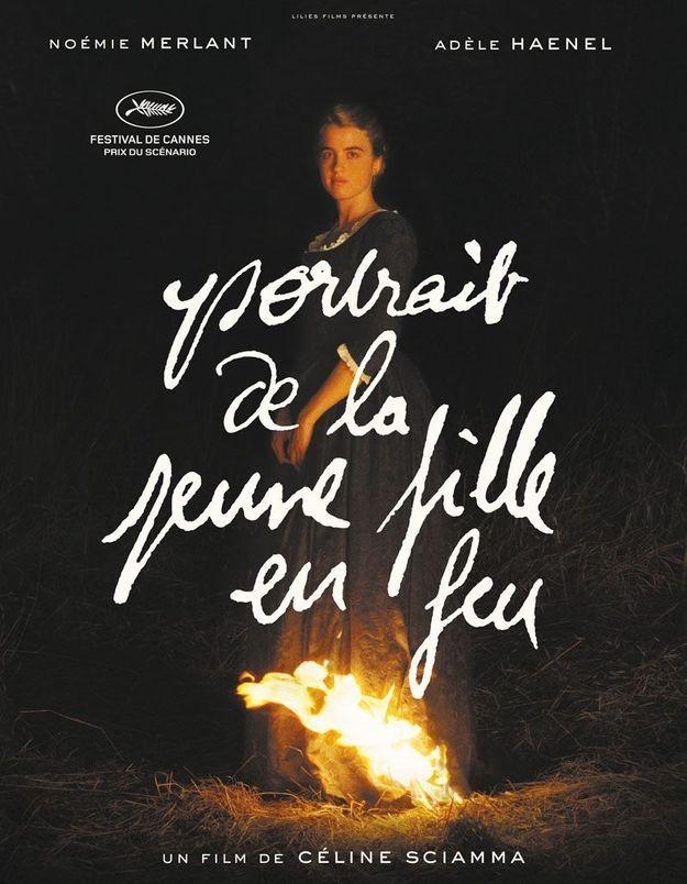 « Portrait de la jeune fille en feu » : une passion à l'état pur signée Céline Sciamma