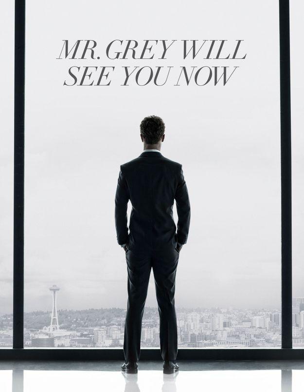 50 Shades of Grey : un nouveau teaser centré autour de Christian Grey