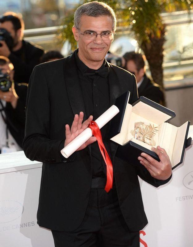 Abdellatif Kechiche vend sa Palme d'or obtenue pour « La Vie d'Adèle »