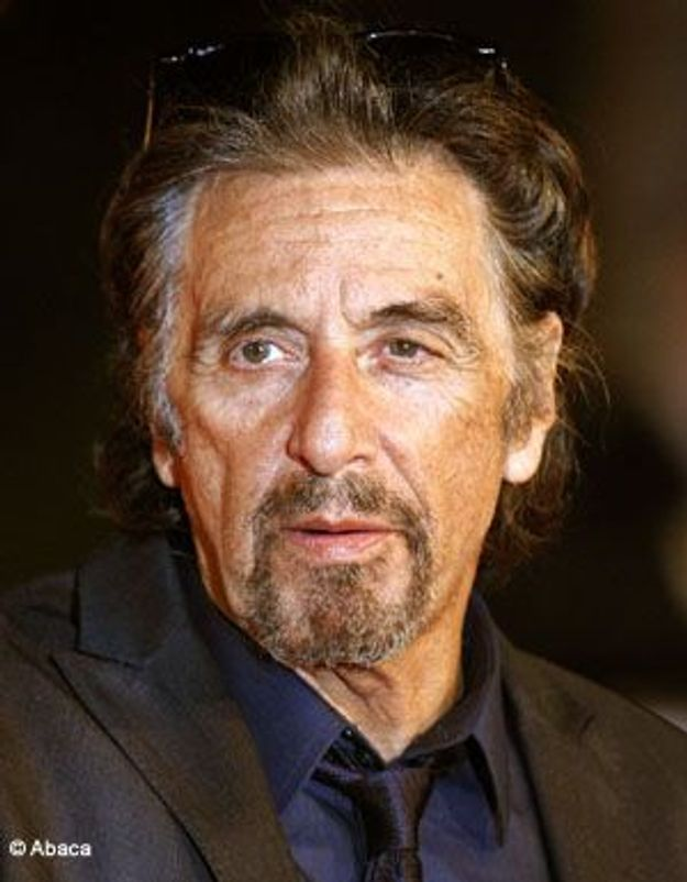 Al Pacino, sacré empereur