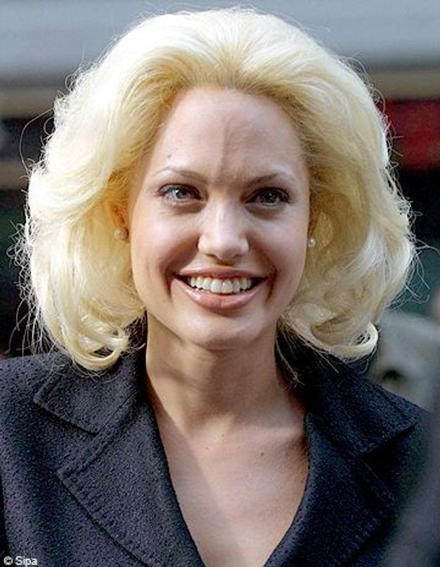 Angelina Jolie ne sera pas Marylin Monroe au cinéma